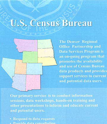 US Census Bureau Data Services