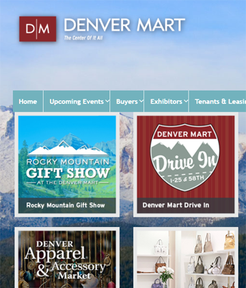 Denver Mart Website